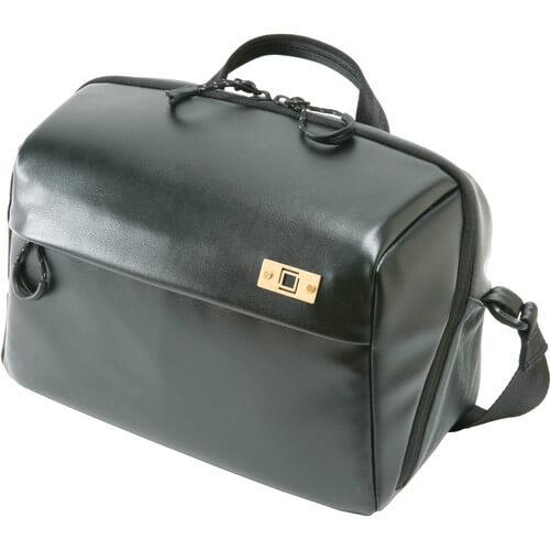 Artisan & Artist Basalt Sling Bag (Black:Gray)1