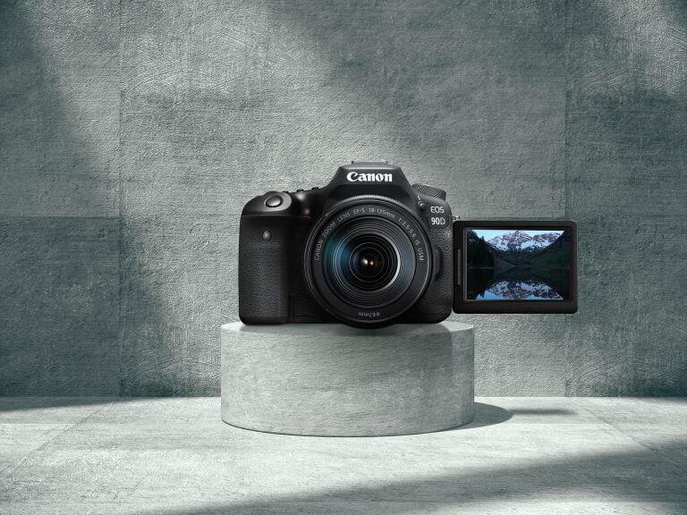 Canon EOS 90D DSLR Camera Body Only 6
