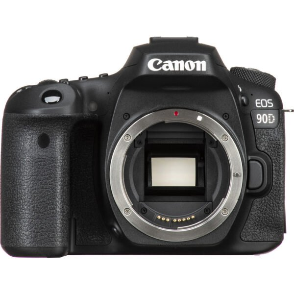 Canon EOS 90D DSLR Camera Body Only 8