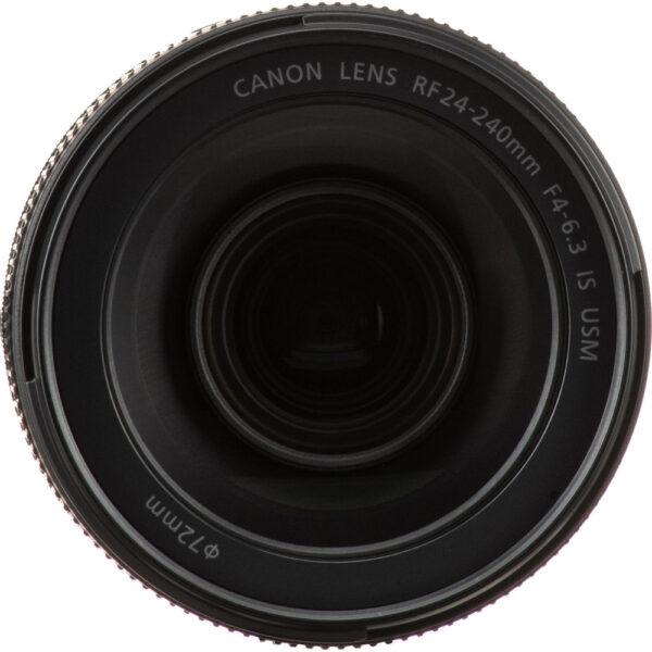 Canon RF 24-240mm f4-6.3 IS USM Lens