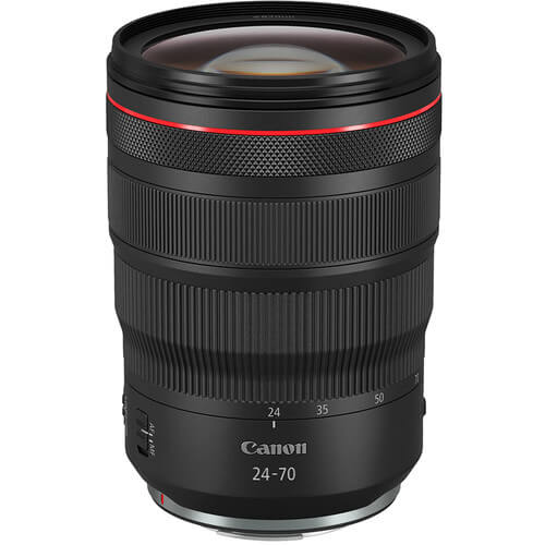 Canon RF 24 70mm f2.8L IS USM Lens 1