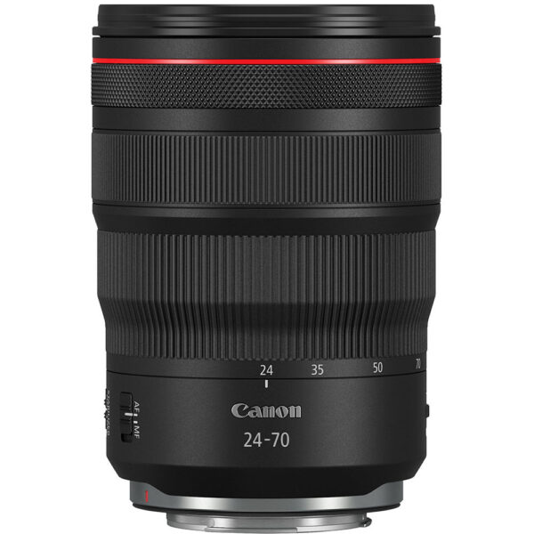 Canon RF 24 70mm f2.8L IS USM Lens 2