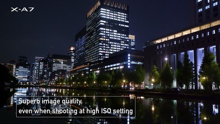 Fujifilm X-A7 กับ คุณภาพไฟล์จากการถ่ายภาพโดยใช้ ISO สูง ๆ