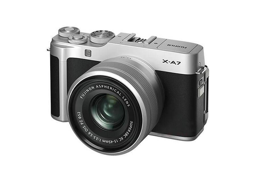 Fujifilm X-A7 Body + Kit XC 15-45mm F3.5-5.6 OIS