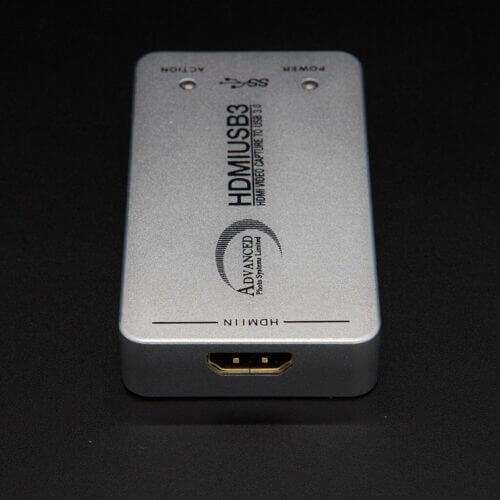 ADVANCED PHOTO SYSTEMS HDMI to USB 3.0 Capture Live Streaming (ประกันศูนย์)