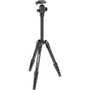 Manfrotto (MKELES5BL-BH) Element Small Traveler Tripod Kit Blue