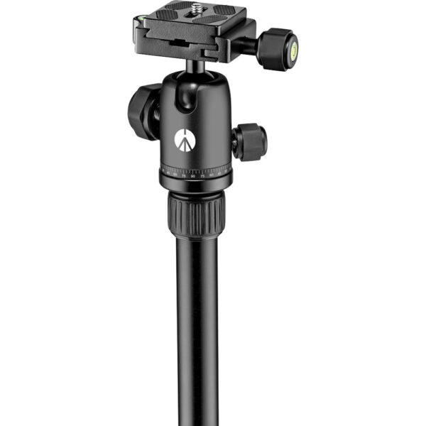 Manfrotto Element Small Aluminum Traveler Tripod 5 1
