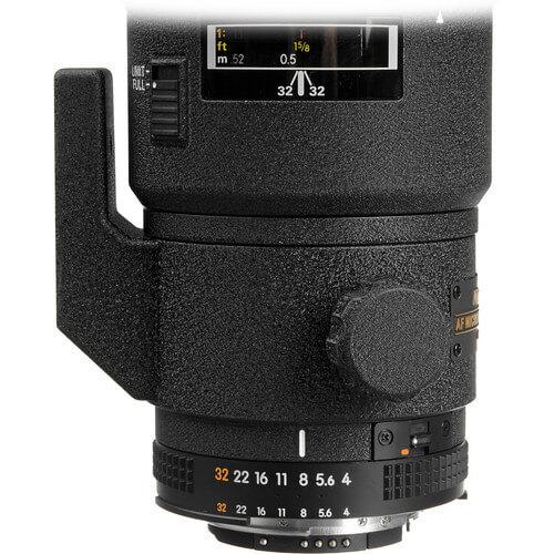 Nikon AF Micro NIKKOR 200mm 4