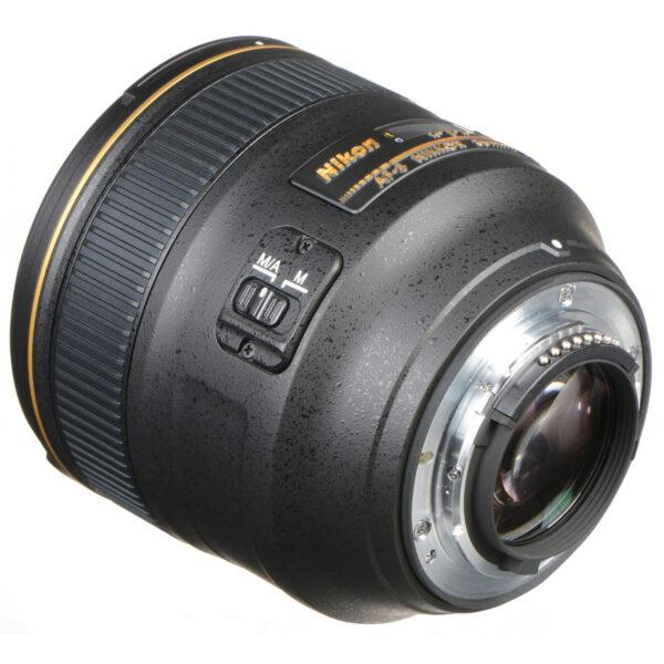 Nikon AF-S NIKKOR 85mm f1.4G Lens (ประกันศูนย์ 1 ปี)