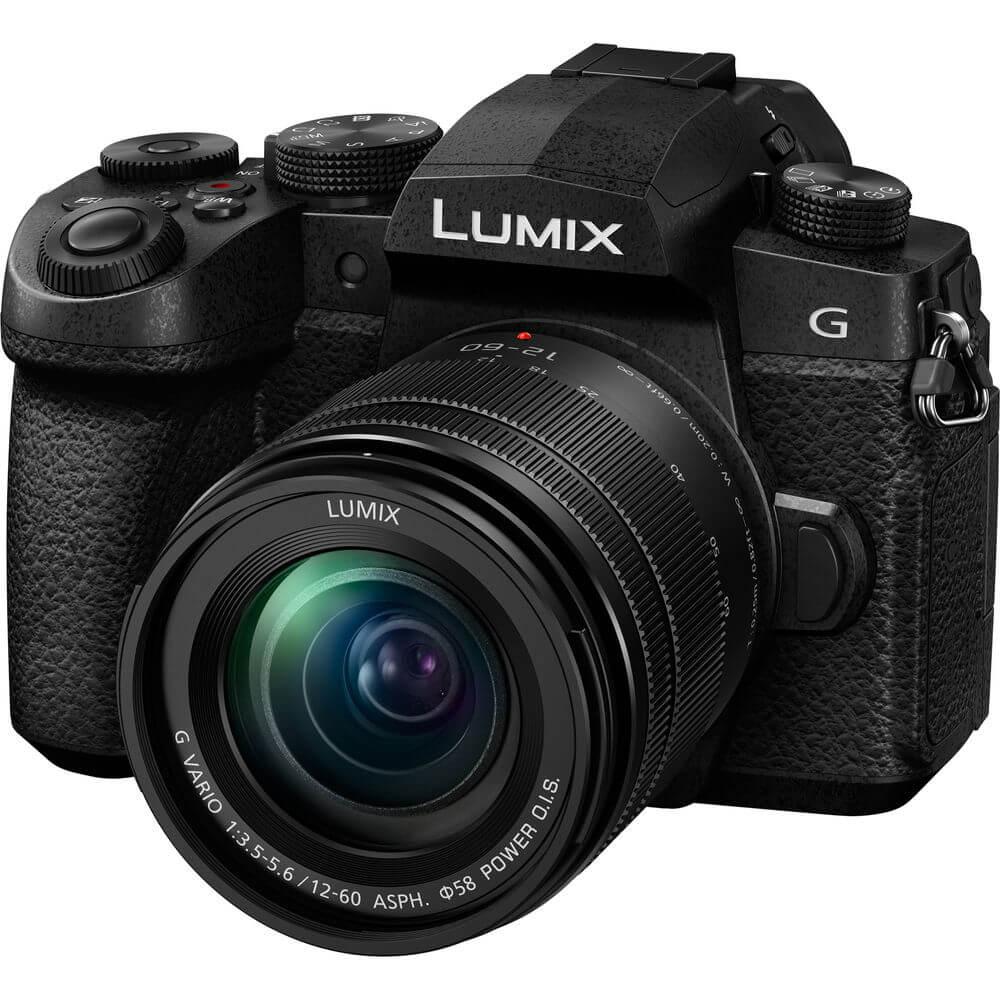 Panasonic Lumix DC-G95 Mirrorless Digital Camera with 12-60mm Lens-1