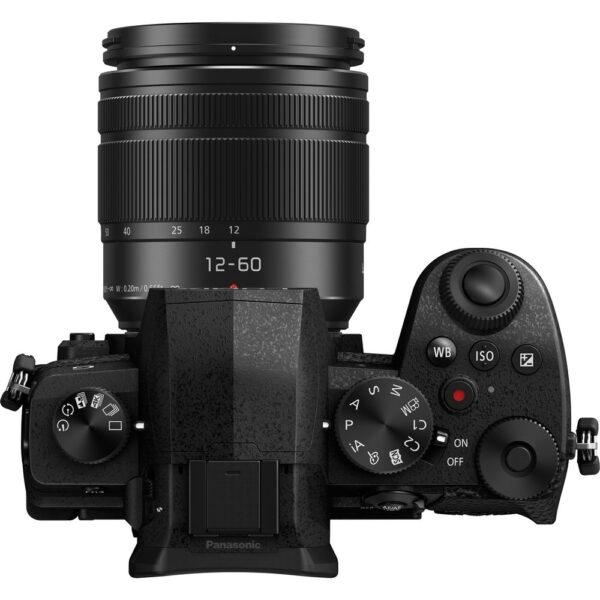Panasonic Lumix DC G95 Mirrorless Digital Camera with 12 60mm Lens 4