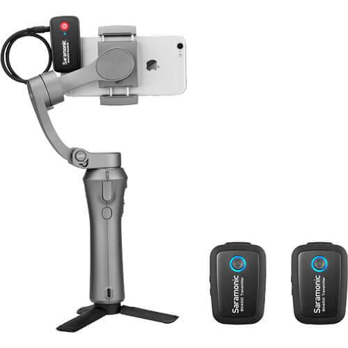 Saramonic Blink 500 B2 2 Person Digital Camera 8
