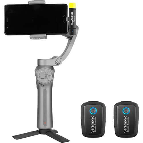 Saramonic Blink 500 B6 2 Person Digital Wireless8