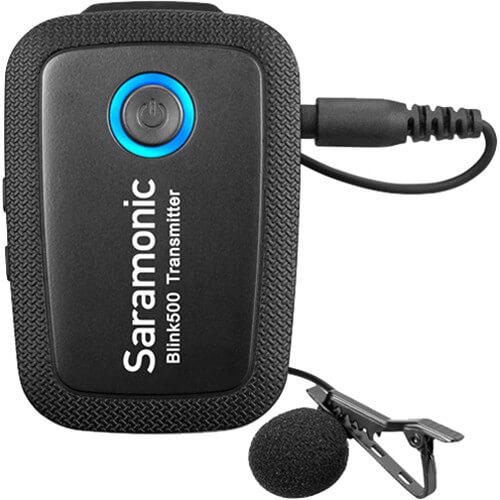 Saramonic Blink500 Set B3 Wireless Microphone TXRX DI 3
