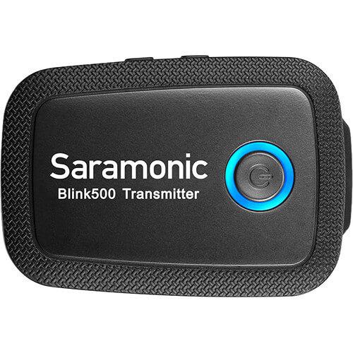 Saramonic Blink500 Set B3 Wireless Microphone TXRX DI 6