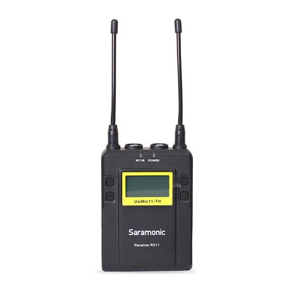 Saramonic UwMic11-TH Set2 TX11+TX11+RX11 (ประกันศูนย์)