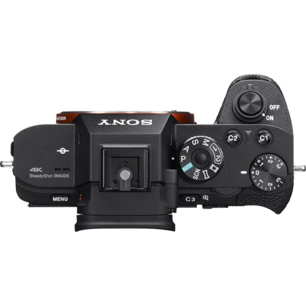 Sony Alpha a7S II Mirrorless Digital Camera 8