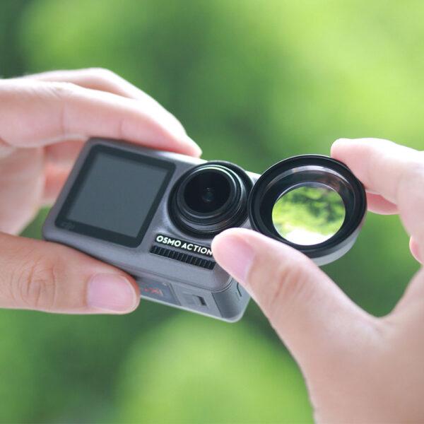 Ulanzi OA-5 Macro Lens for DJI Osmo Action (1487)