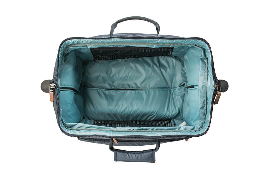 Shimoda Carry on Roller Doctor Bag Style Opening