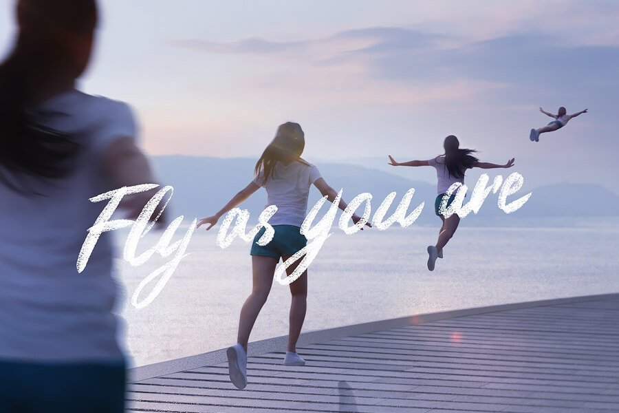 DJI Mavi mini Fly as you are