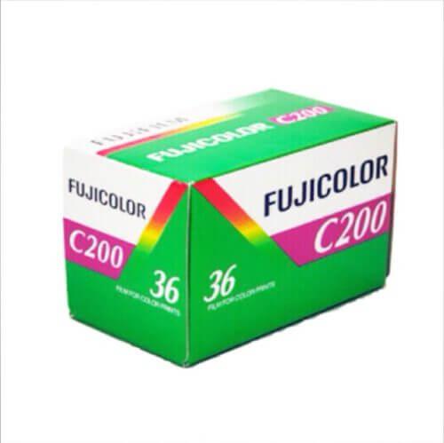 FUJIFILM Fujicolor 200 Color Negative Film 1