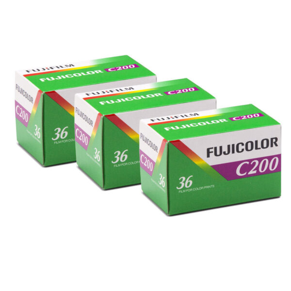 FUJIFILM Fujicolor 200 Color Negative Film 2