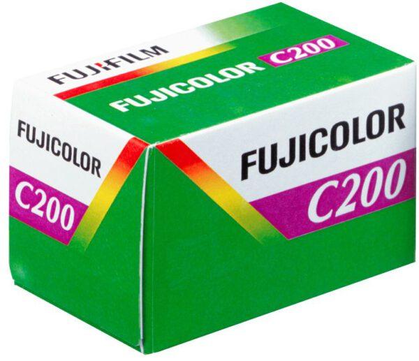 FUJIFILM Fujicolor 200 Color Negative Film 4