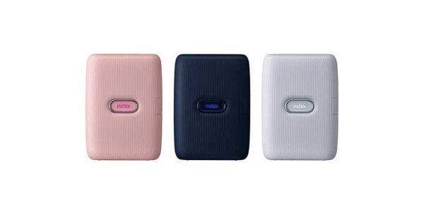FUJIFILM INSTAX Mini Link Smartphone Printer Dusky Pink 4