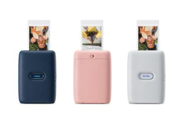FUJIFILM INSTAX Mini Link Smartphone Printer Dusky Pink 5