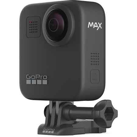 Gopro Max Side View