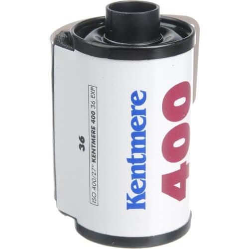 Kentmere Pan 400 Black and White Negative Film 1