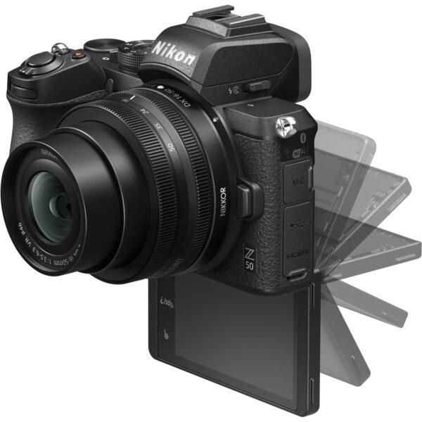 Nikon Z 50 Mirrorless Digital Camera Body Only 5