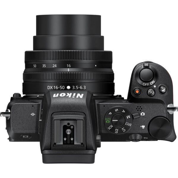 Nikon Z 50 Mirrorless Digital Camera with 16-50mm and 50-250mm Lenses