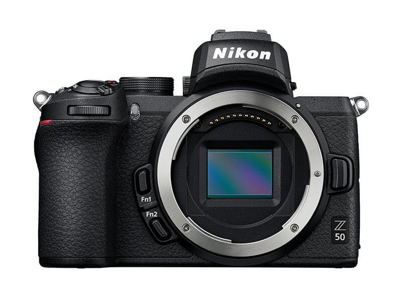 Nikon-Z50-กล้องไลฟ์สด