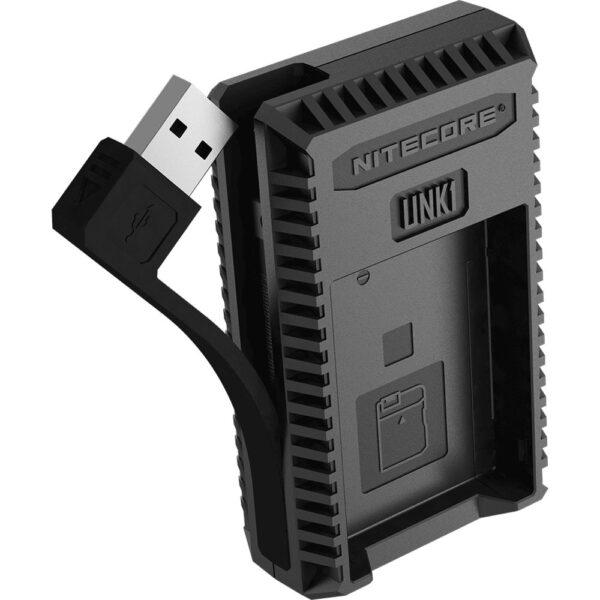 Nitecore UNK1 Dual Slot USB 3