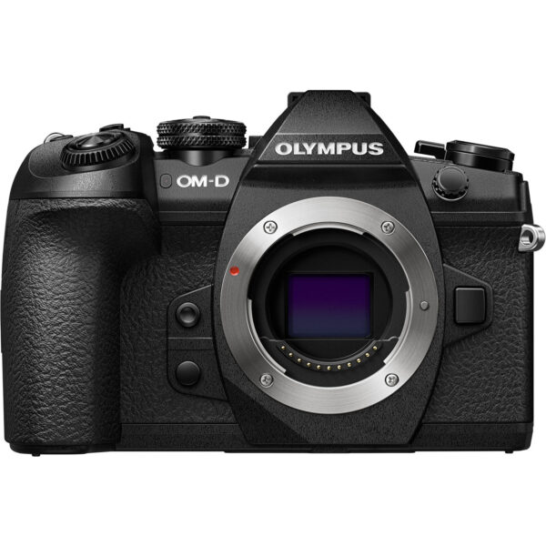 Olympus OM-D E-M1 Mark II Mirrorless Micro Four Thirds Camera with 12-40mm-2