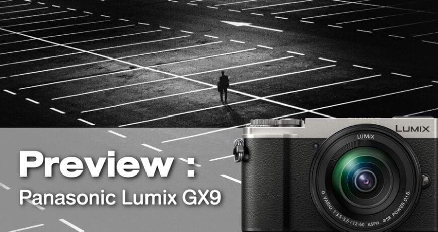 Preview Panasonic Lumix GX9 กล้อง Mirrorless 1