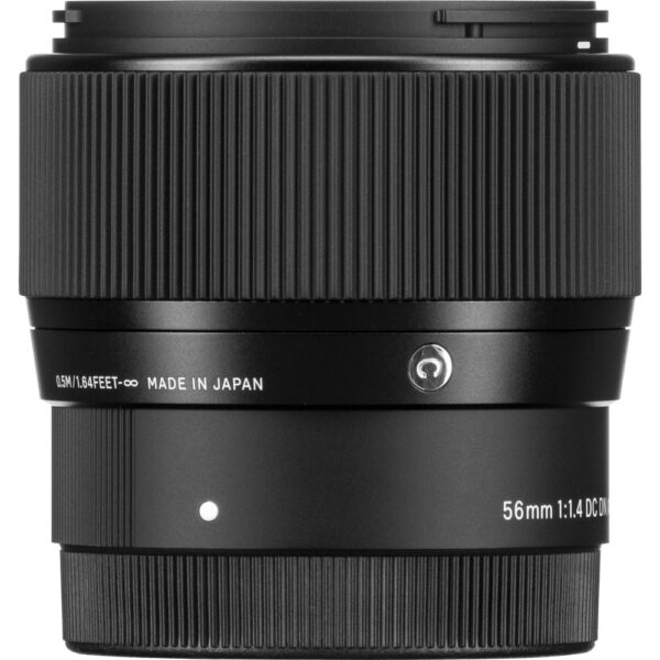 Sigma 56mm f1.4 DC DN Contemporary Lens for Canon EF-M