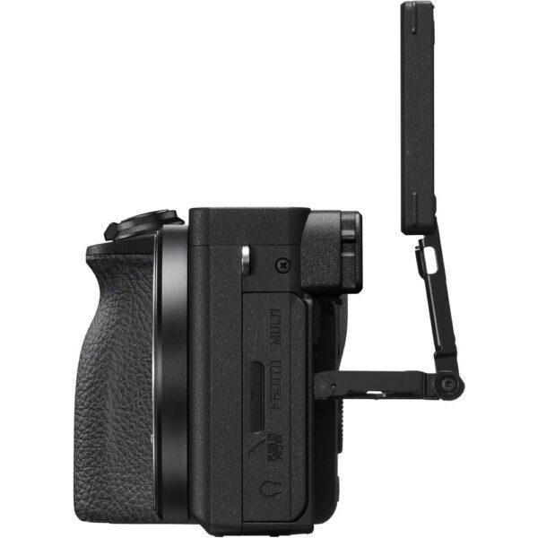 Sony Alpha a6600 Mirrorless Digital Camera