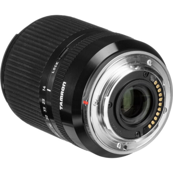 Tamron 14-150mm f3.5-5.8 Di III Lens for Micro Four Thirds (Black)