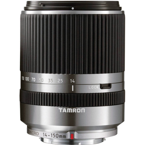 Tamron 14 150mm f3.5 5.8 Di III Lens for Micro Four Thirds Silver 2