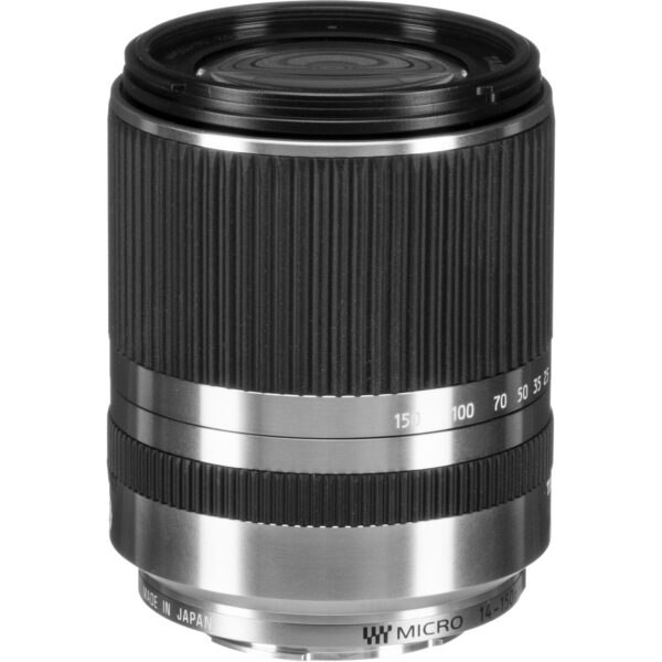 Tamron 14 150mm f3.5 5.8 Di III Lens for Micro Four Thirds Silver 5