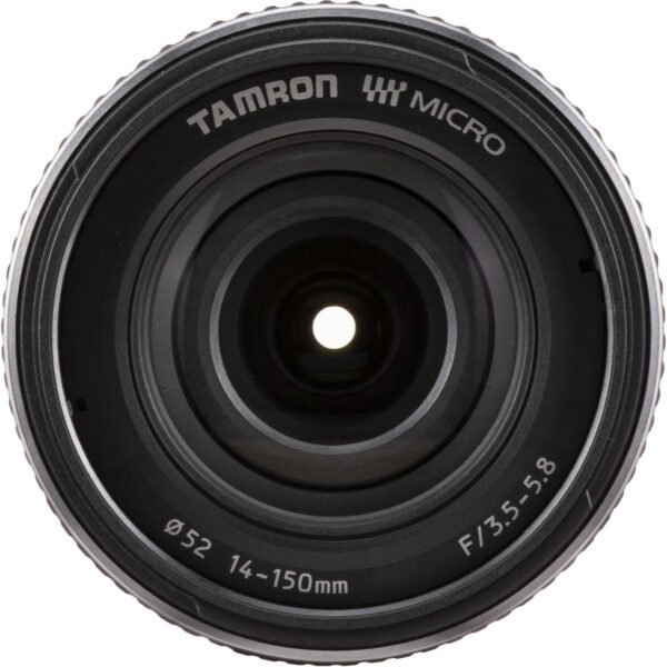Tamron 14 150mm f3.5 5.8 Di III Lens for Micro Four Thirds Silver 6