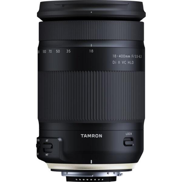 Tamron 18 400mm f3.5 6.3 Di II VC HLD Lens 2