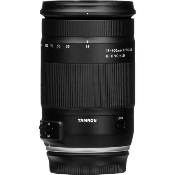 Tamron 18 400mm f3.5 6.3 Di II VC HLD Lens 7