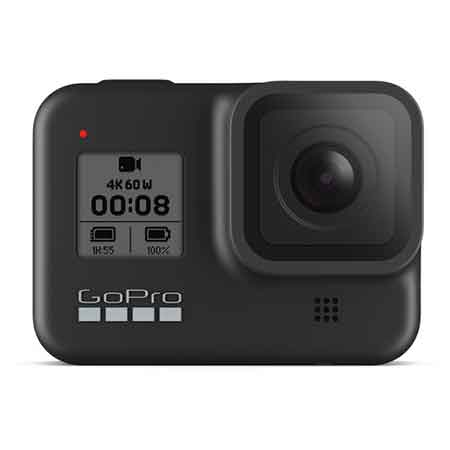 gopro 8 face