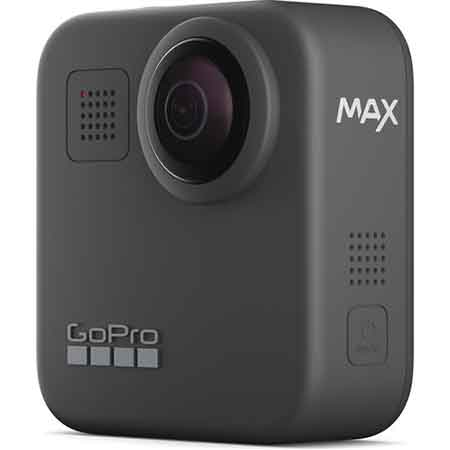 gopro max side face
