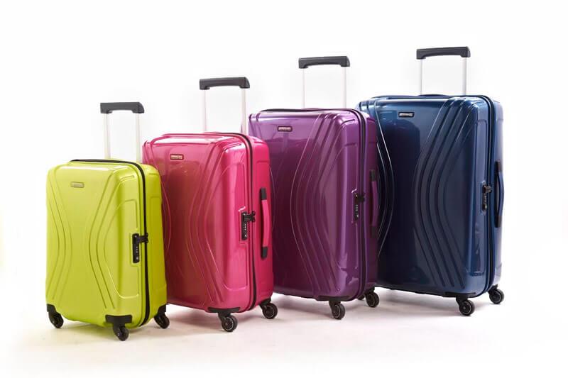 กระเป๋าamericanสีๆ