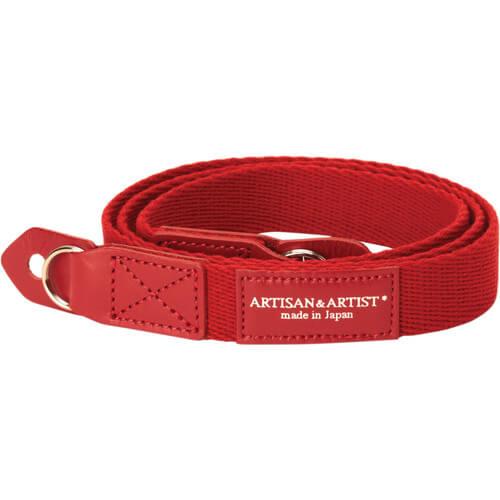 Artisan Artist ACAM 102 Camera Strap Red 1