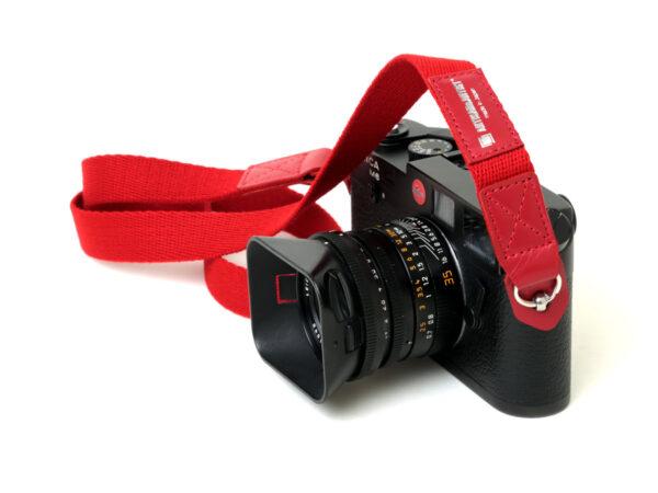 Artisan Artist ACAM 102 Camera Strap Red 2